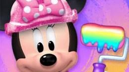 Minnie's Home Makeover App