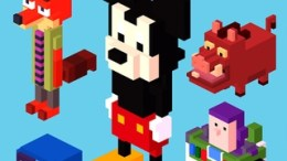Disney Crossy Road Mobile Game
