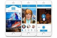 Show Your Disney Side Mobile App