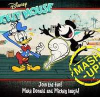 Mickey Mouse: Mash-Up Mobile App