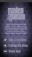 Mayhem at the Mansion Mobile App