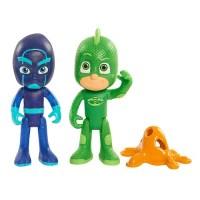 PJ Masks Duet Figure Set - Gekko and Night Ninja