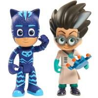 PJ Masks Duet Figure Set - Catboy and Romeo