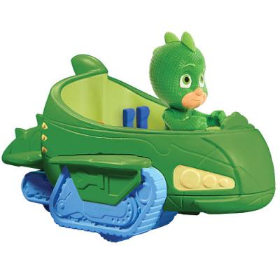 PJ Masks Vehicle – Gekko and Gekko-Mobile