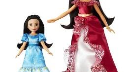 Disney Elena of Avalor and Princess Isabel Dolls