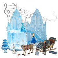 Frozen Musical Ice Castle Play Set