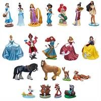 Disney Princess Figures 20 Piece Play Set