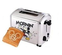VillaWare Mickey Mouse Mornin Toaster