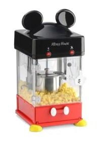 Mickey Mouse Kettle Style Popcorn Popper | Disney Housewares