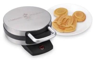 Classic Mickey Waffle Maker | Disney Housewares