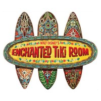 The Enchanted Tiki Room Wall Sign