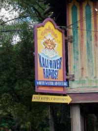Kali River Rapids (Disney World)