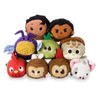 Disney Moana Tsum Tsum Plush Collection