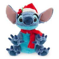Santa Stitch Stuffed Animal Plush - 12''