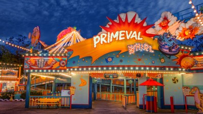 Primeval Whirl (Disney World Ride)