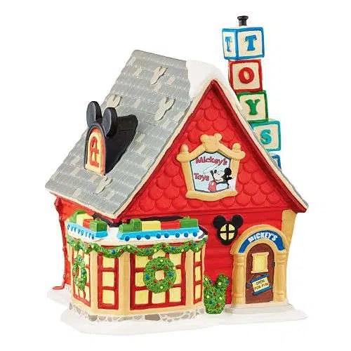 disneys mickey mouse mickeys toys toy store christmas decoration - Disney Christmas Store