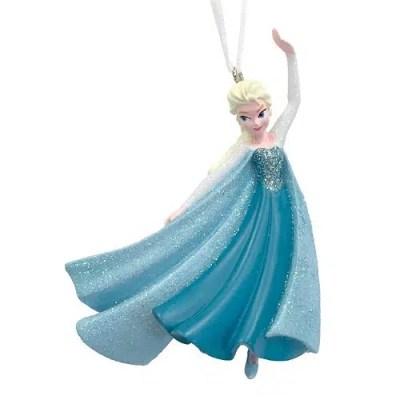 Frozen Elsa Christmas Ornament