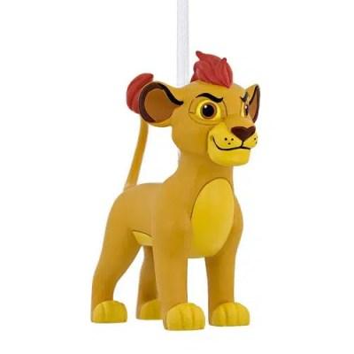Disney Junior's The Lion Guard Kion Christmas Ornament