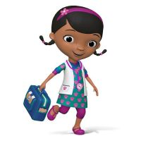 Disney Junior's Doc McStuffins Christmas Ornament 2016