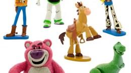 Disney Pixar Toy Story 3 Action Figure Set