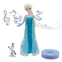 Disney's Frozen Elsa Singing Doll w/Olaf