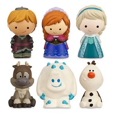 Disney Frozen Bath Toy Set