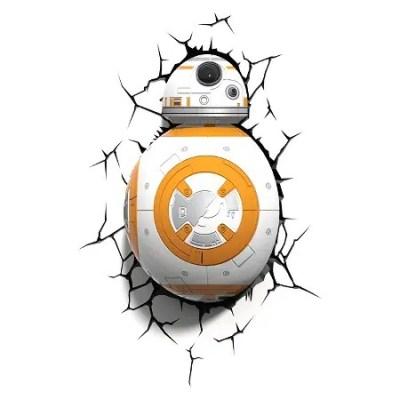 Star Wars BB8 3D LED Nightlight