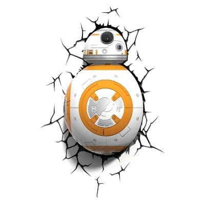 Star Wars BB8 3D LED Nightlight