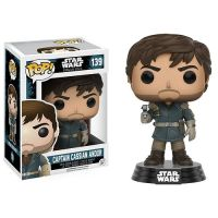 Star Wars Rogue One Cassian Andor Vinyl Funko POP Figure