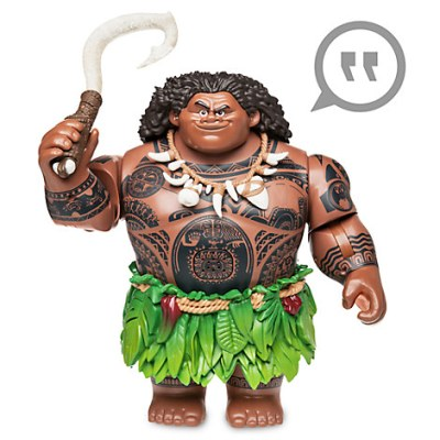Moana Talking Maui Action Figure