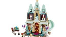 Disney Frozen Arendelle Castle Celebration LEGO Set