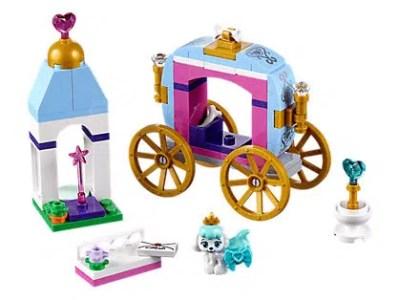 Disney Pumpkin's Royal Carriage LEGO Set