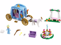 Disney Cinderella's Dream Carriage LEGO Set