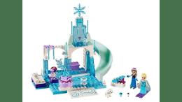 Disney Frozen Anna & Elsa's Frozen Playground LEGO Set