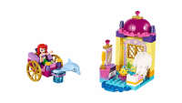 Disney The Little Mermaid Ariel's Dolphin Carriage LEGO Set