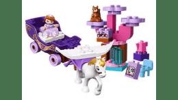 Disney Sofia the First Magical Carriage LEGO Set