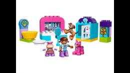 Disney Doc McStuffins´ Pet Vet Care LEGO Set