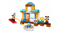 Disney Mickey & Friends Beach House LEGO Set
