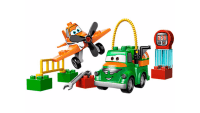 Disney Planes' Dusty and Chug LEGO Set