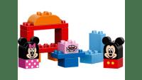 Disney Mickey and Minnie's Clubhouse Café LEGO Set