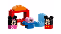 Disney Mickey and Minnie's Clubhouse Café LEGO Set