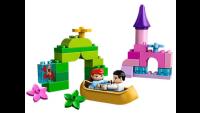 Disney The Little Mermaid Ariel's Magical Boat Ride LEGO Set