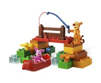 Disney Tigger's Expedition LEGO Set