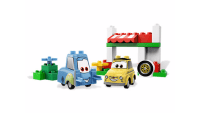Disney Cars Luigi's Italian Place LEGO Set