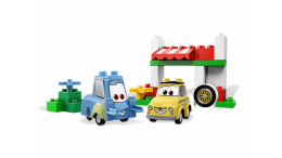 """Disney Cars Luigi's Italian Place LEGO Set"" is locked Disney Cars Luigi's Italian Place LEGO Set"