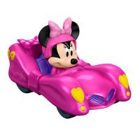 Mickey and The Roadster Racers - Minnie's Pink Thunder Toy