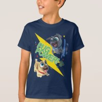 Puppy Dog Pals T-Shirt (Pug Power)