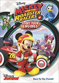 Mickey and the Roadster Racers Start Your Engines DVD