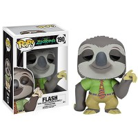 Flash Funko Pop! Vinyl Figure (Zootopia)