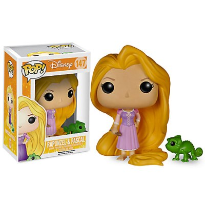 Rapunzel & Pascal Funko Pop! Vinyl Figure (Tangled)